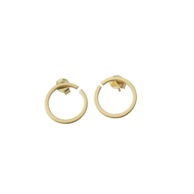 Earring Hoops, 16 mm