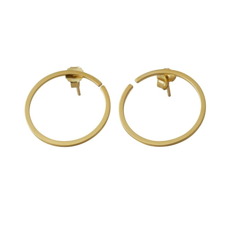 Earring Hoops, 24 mm