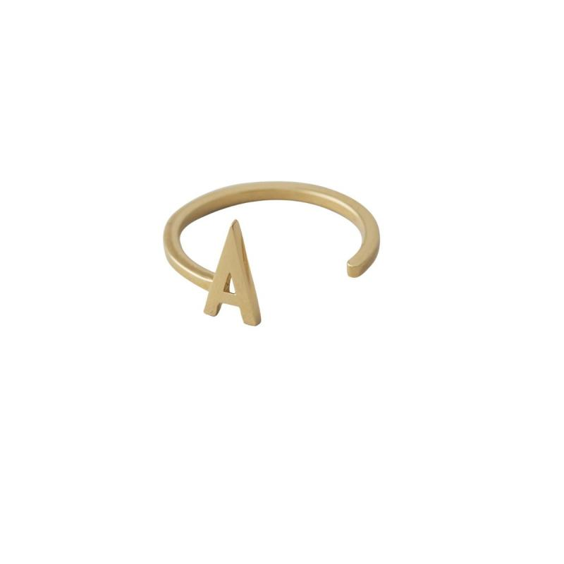 Personal Ring, Gold