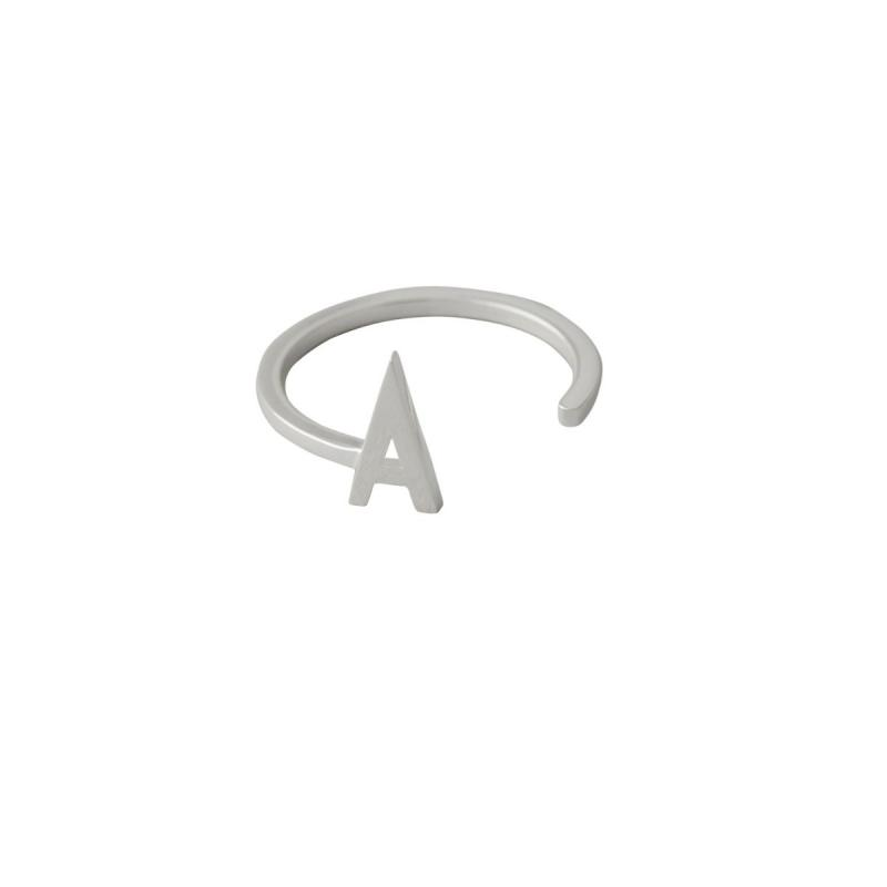 Personal Ring, Silver