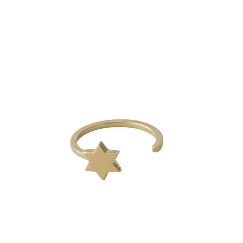 Star Ring, Gold