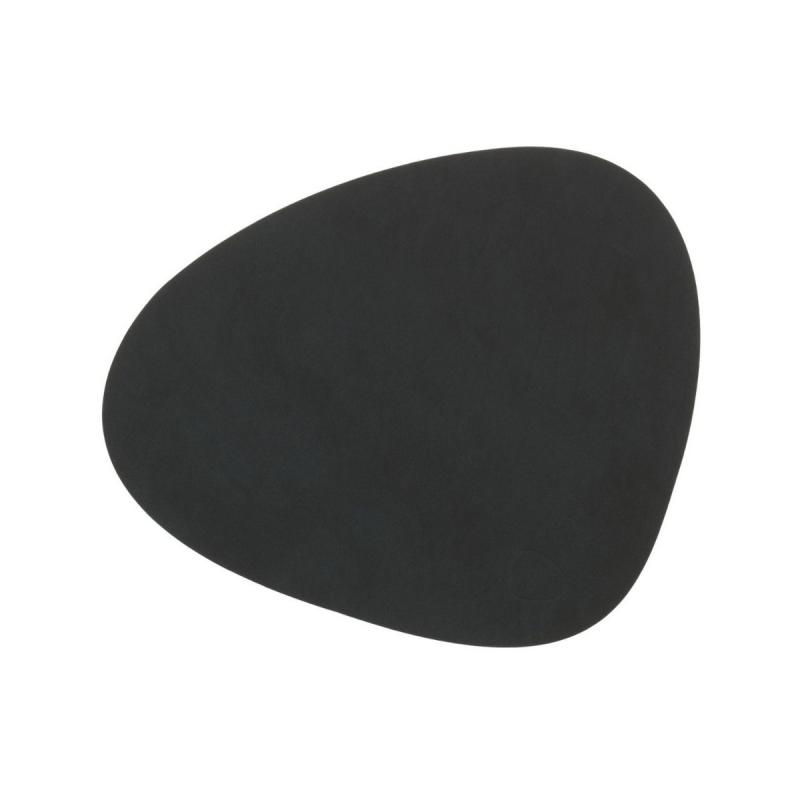 Curve Table Mat, S, Nupo Leather
