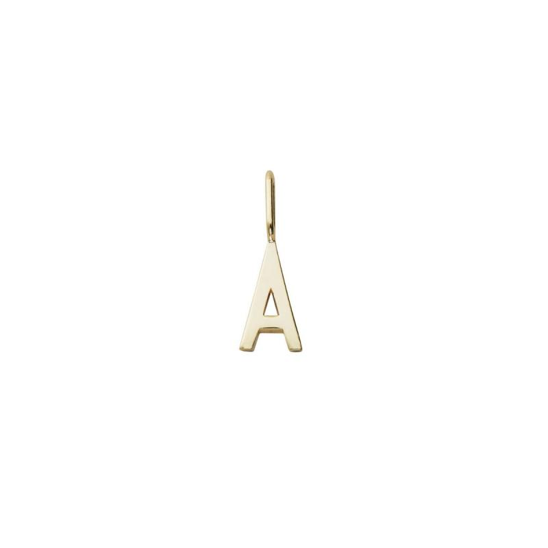 Archetype Letter, 10 mm, Gold