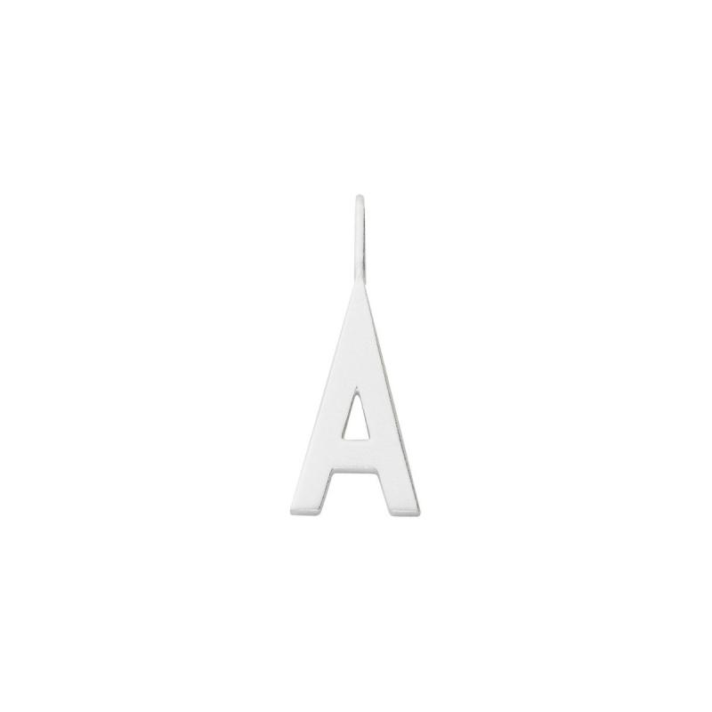 Archetype Letter, 16 mm, Silver