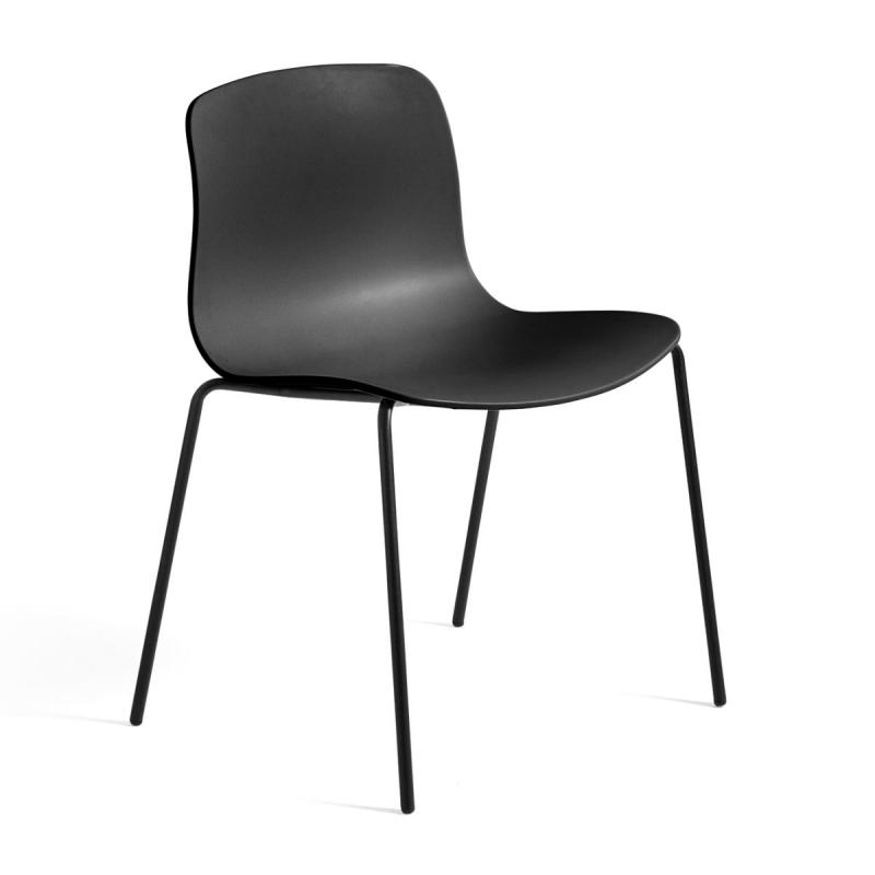 AAC 16 Chair, Black Shell / Black Base