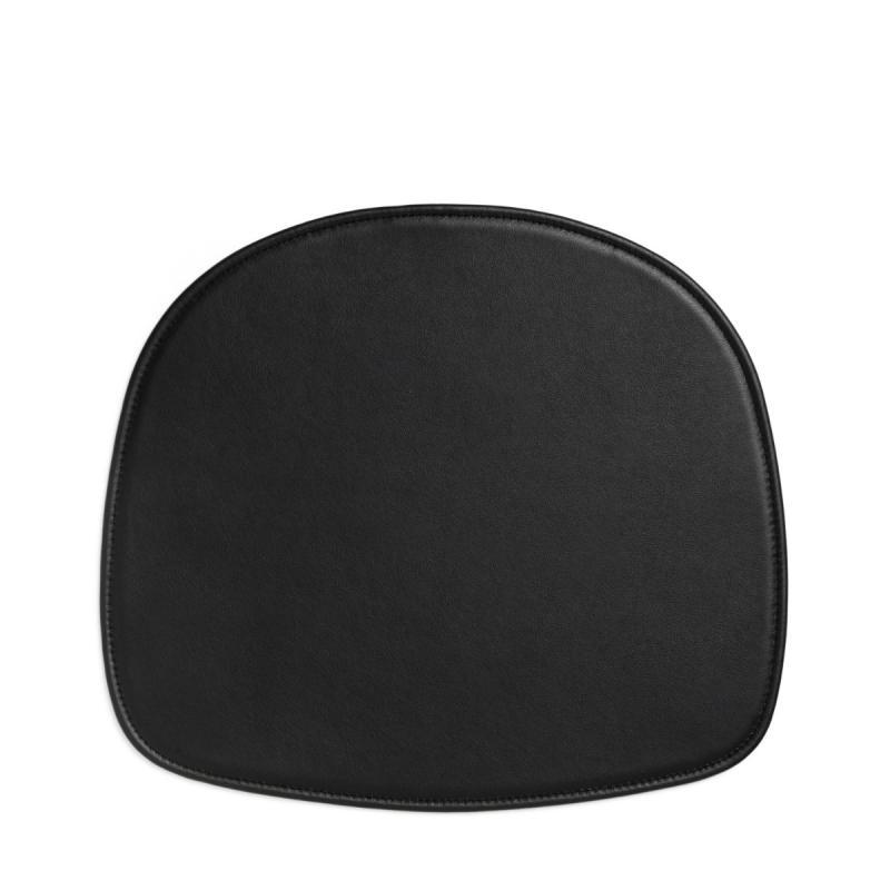 AAS Seat Pad, Black Leather