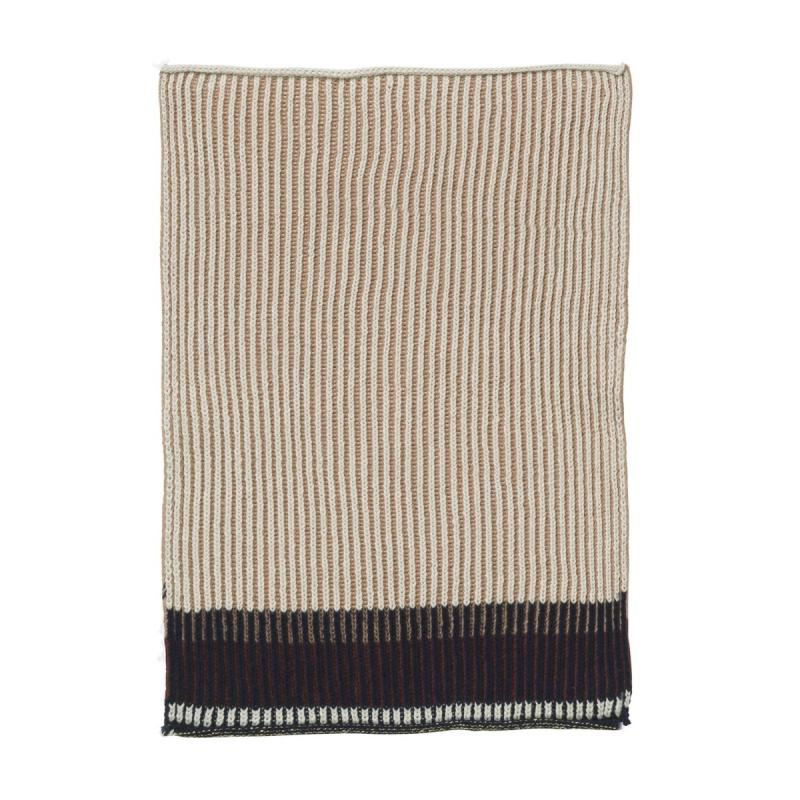 Akin Knitted Hand Towel, Rose