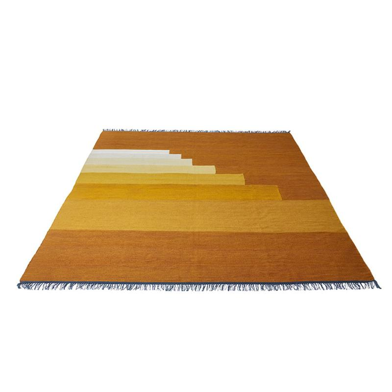 Another Rug AP3, Yellow Amber
