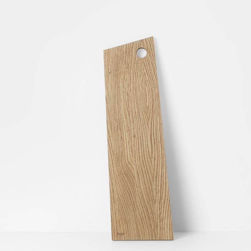 Asymmetric Cutting Board, M, Oiled