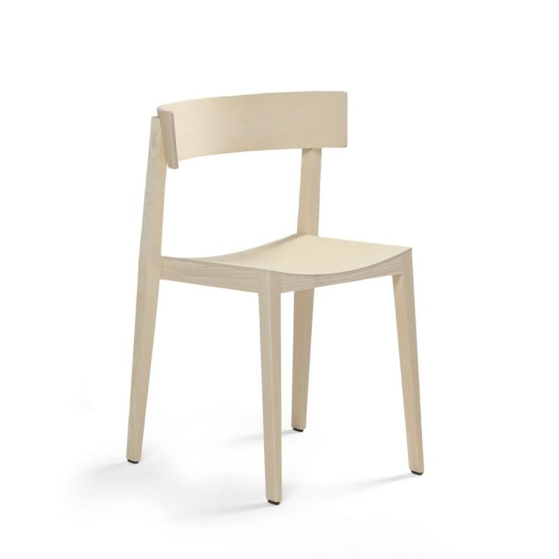 Bik Chair, Oak