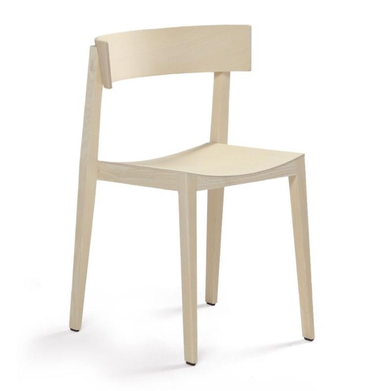 Bik Chair, Oak