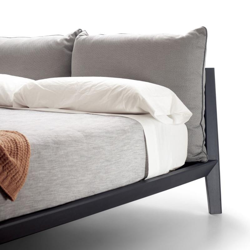 Bora Bed, 160x200cm, Oak