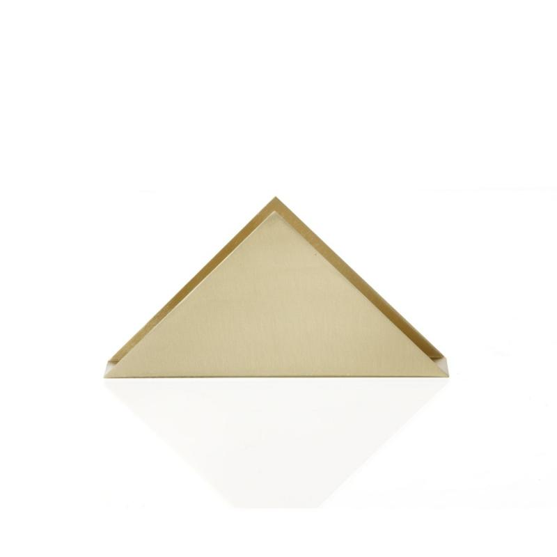 Brass Triangle Stand