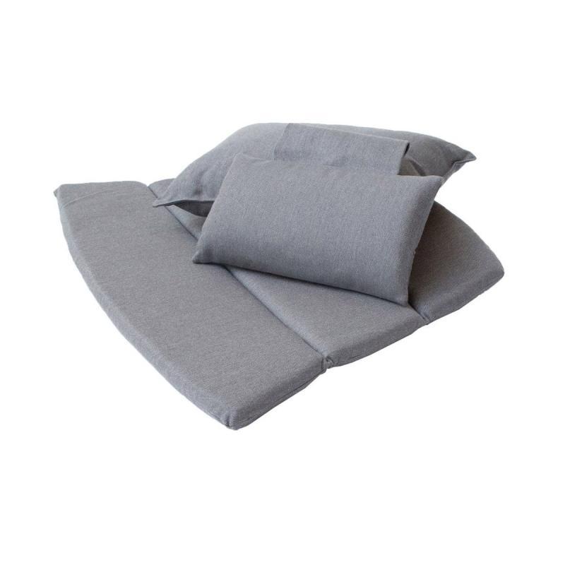 Breeze Highback Chair Cushion Set