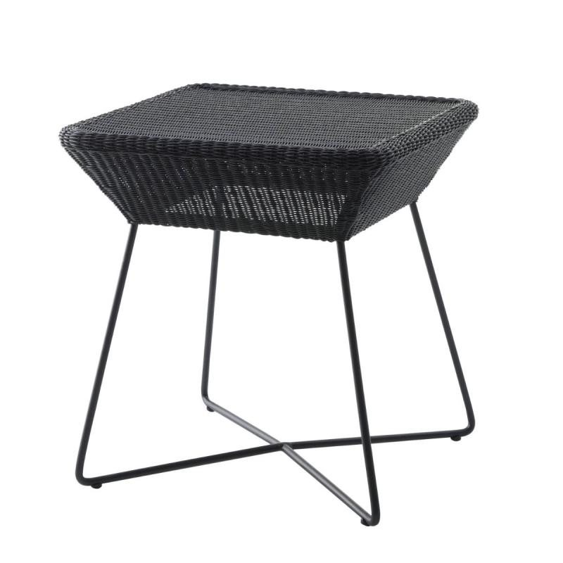 Breeze Side Table, Black