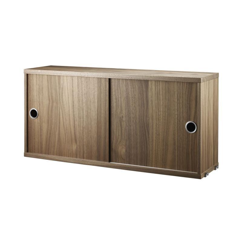 String Cabinet, 78x20x42cm