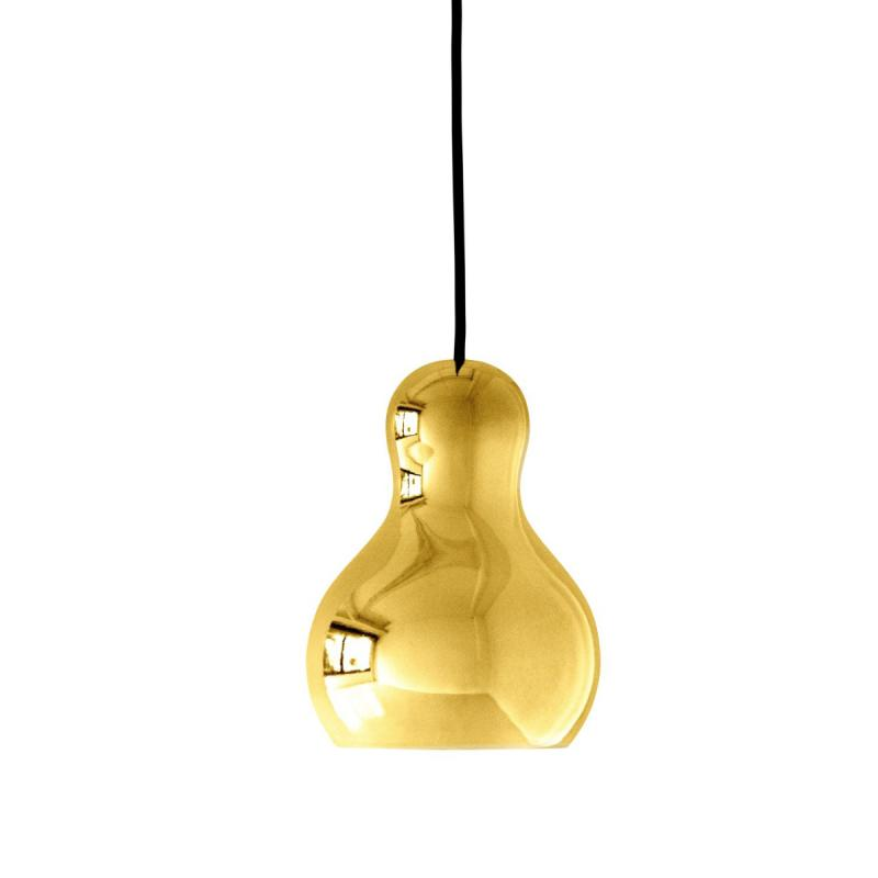 Calabash Pendant P1, Gold Chrome