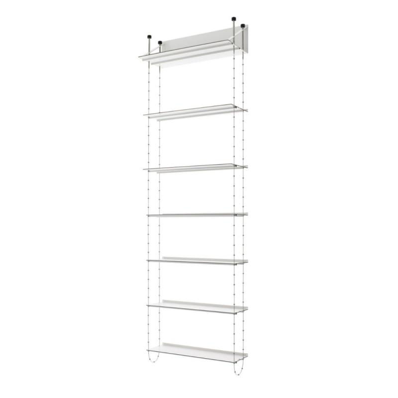 String Cell Shelf, A-section, 52x190cm