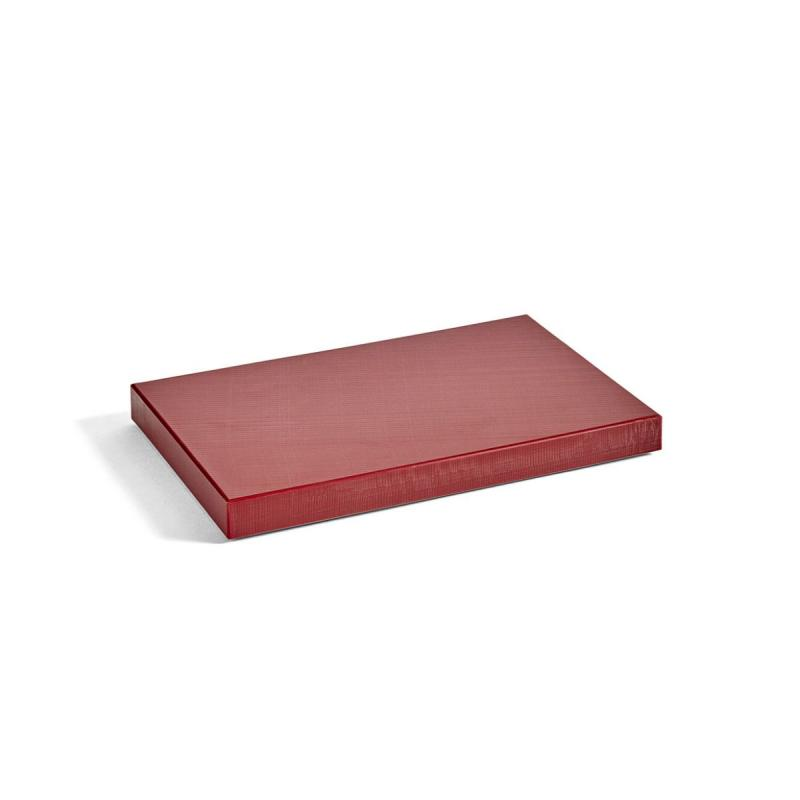 Chopping Board, Rectangular, M, Bordeaux