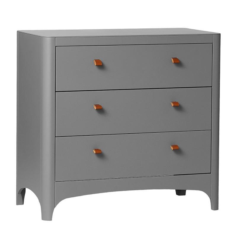 Classic Dresser, Grey