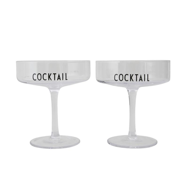 Cocktail Glasses, Set of 2
