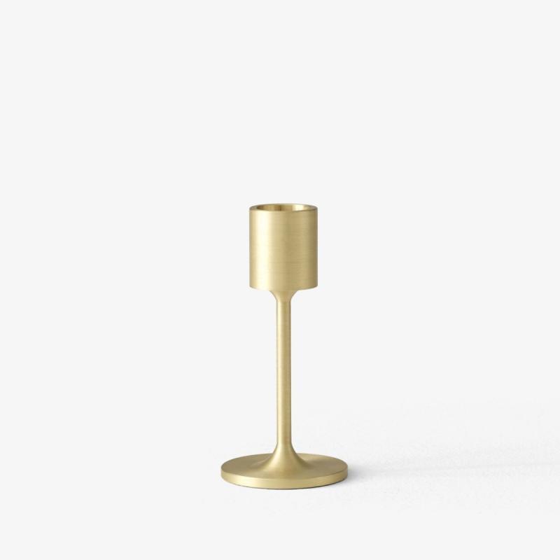 Collect Candleholder, Brass