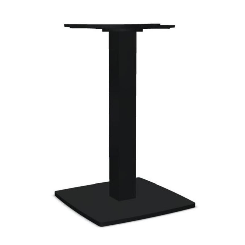 Colors Table Base, H72cm, Black