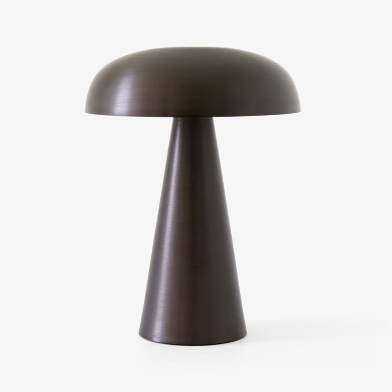 Como Portable Lamp SC53, Bronzed Brass