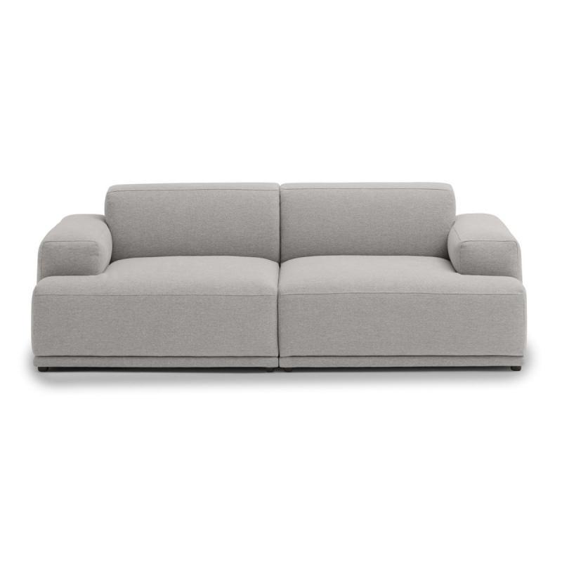 Connect Soft Modular Sofa, 2-seater, Configuration 1