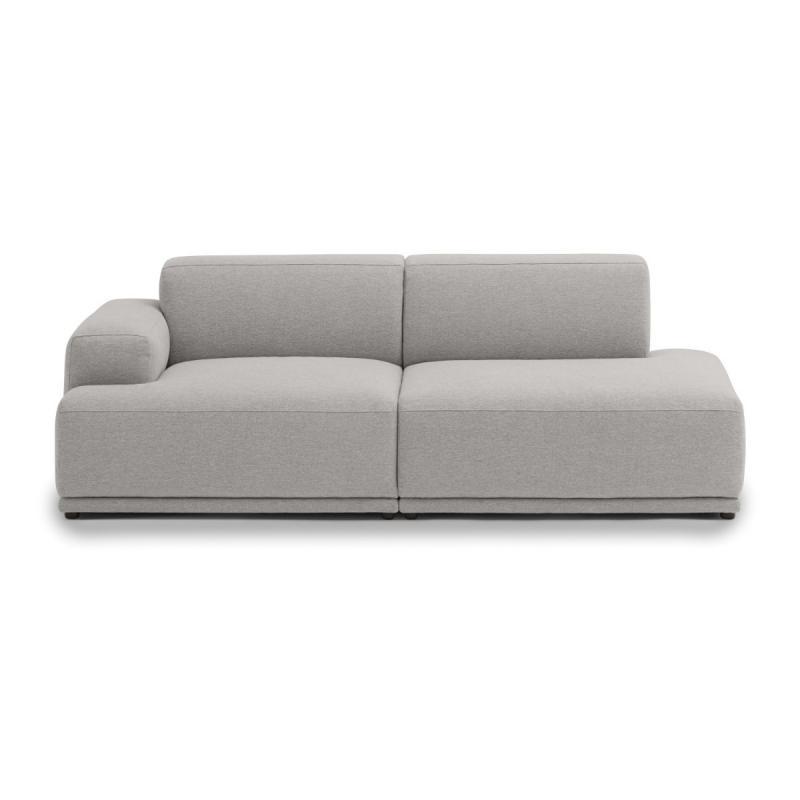 Connect Soft Modular Sofa, 2-seater, Configuration 2