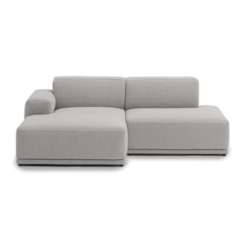 Connect Soft Modular Sofa, 2-seater, Configuration 3