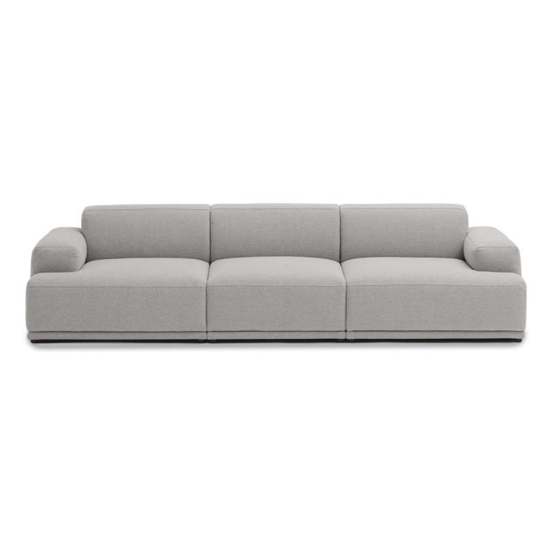 Connect Soft Modular Sofa, 3-seater, Configuration 1