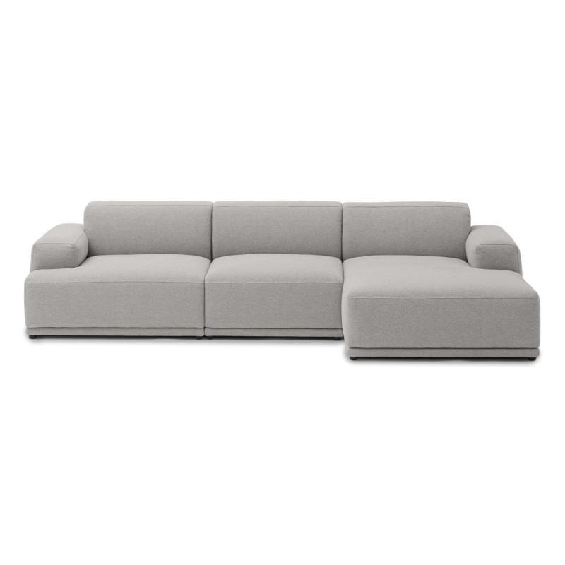 Connect Soft Modular Sofa, 3-seater, Configuration 2