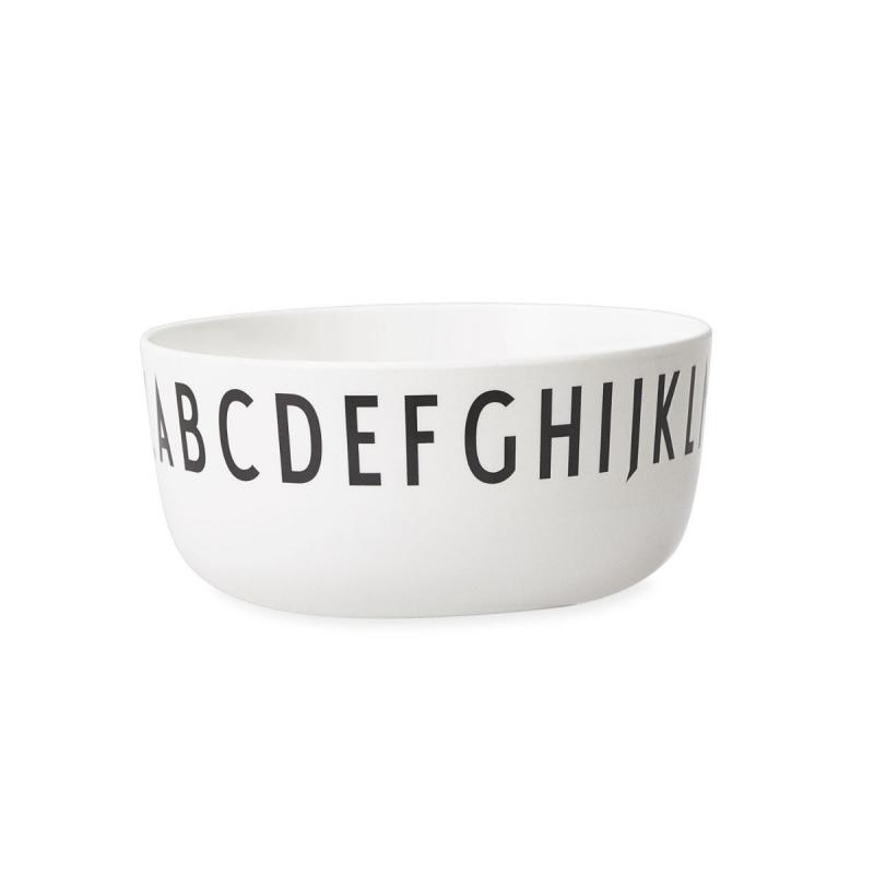 Cooking & Serving Bowl, 1,5L, White Melamine