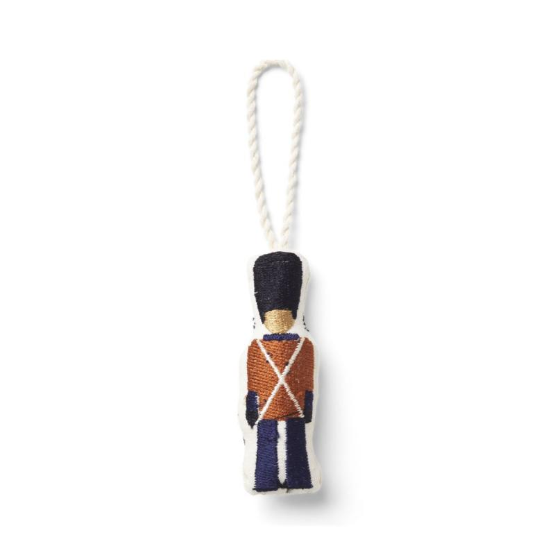 Copenhagen Embroidered Ornaments, Guardsman
