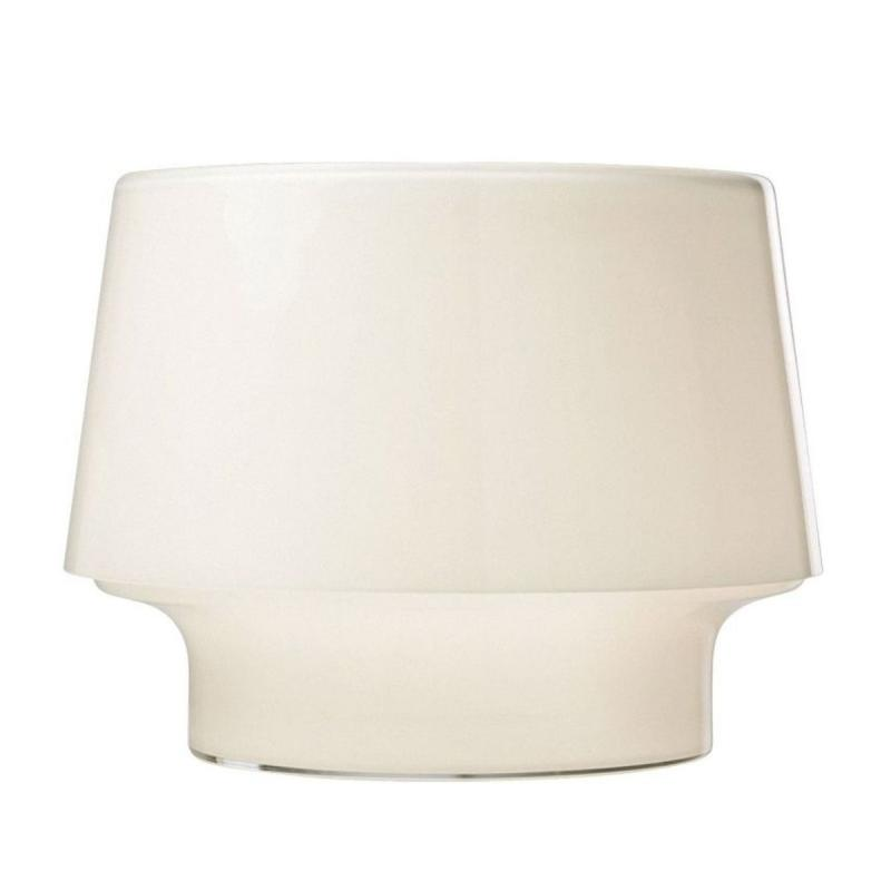 Cosy In White Lamp, L, White