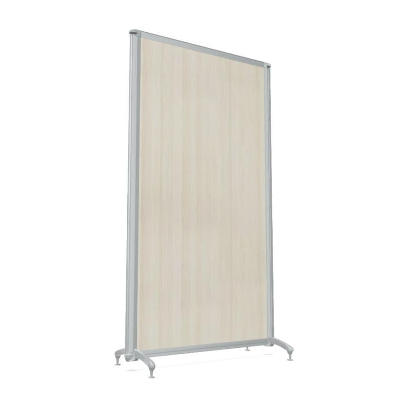 D150 Screen, 82xH152cm, Double Foot With Levellers