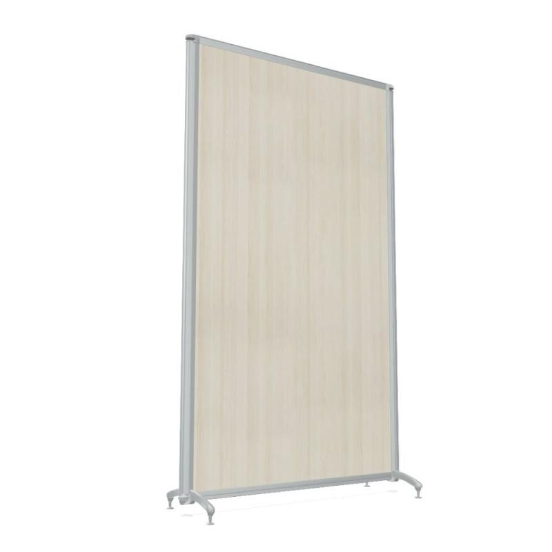 D150 Screen, 102xH182cm, Double Foot With Levellers
