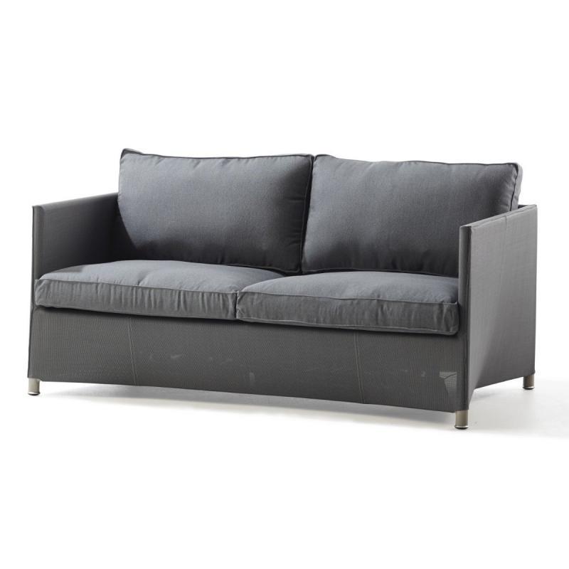 Diamond 2-Seater Sofa With Cushion Set, Tex