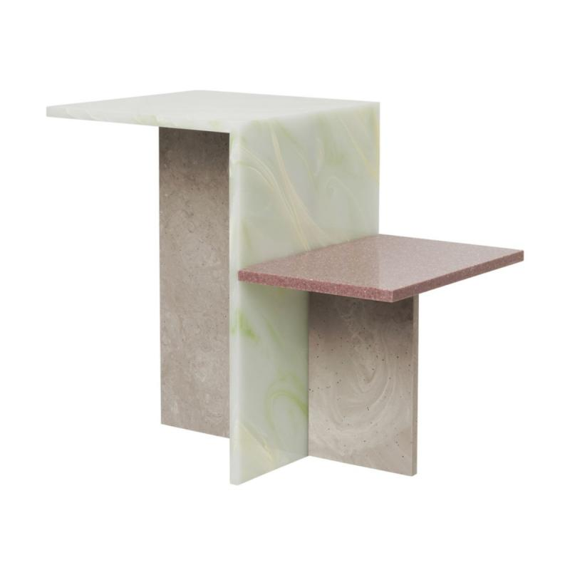 Distinct Side Table, Mint