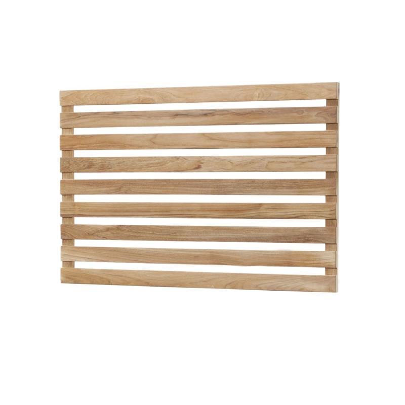 Drop Teak Wall For Drop Kitchen Single Module