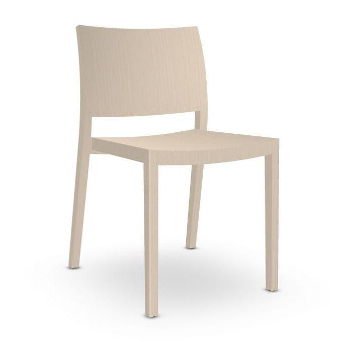 Duos Chair, Beech
