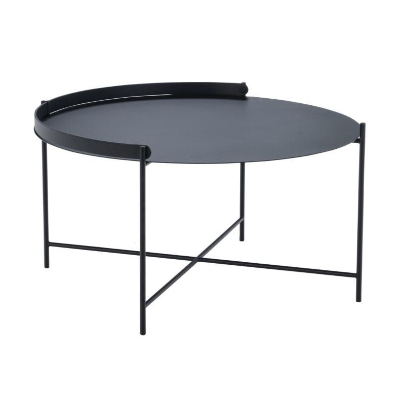 Edge Tray Table, ø76cm