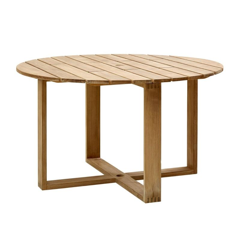 Endless Dining Table, Ø130cm