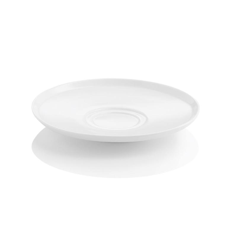 Enso Saucer, White