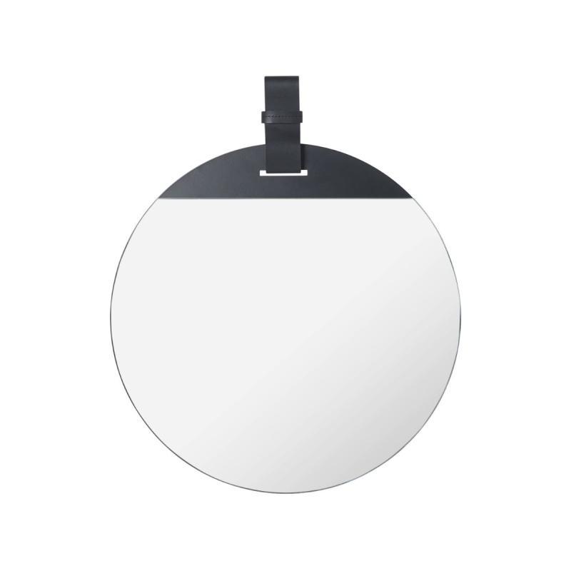 Enter Mirror, Large, Black