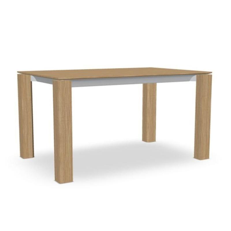 Extra Table, 140x90cm, Oak