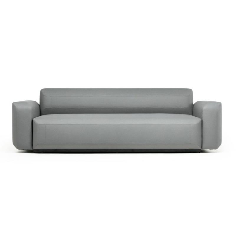 Fade Sofabed, 3-Seater, Grey