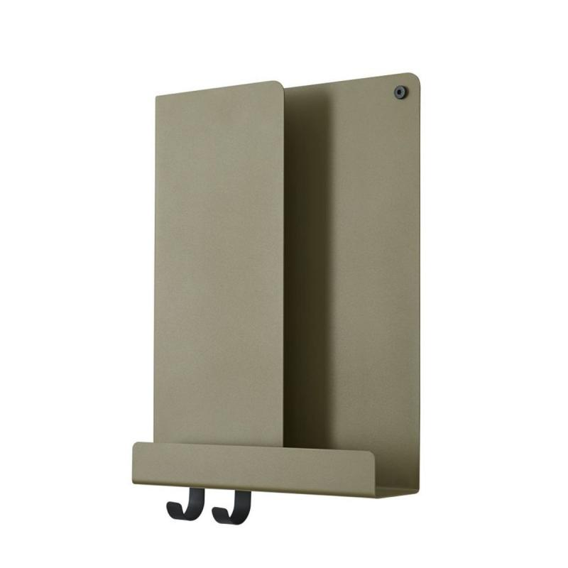 Folded Shelves, XS, Olive