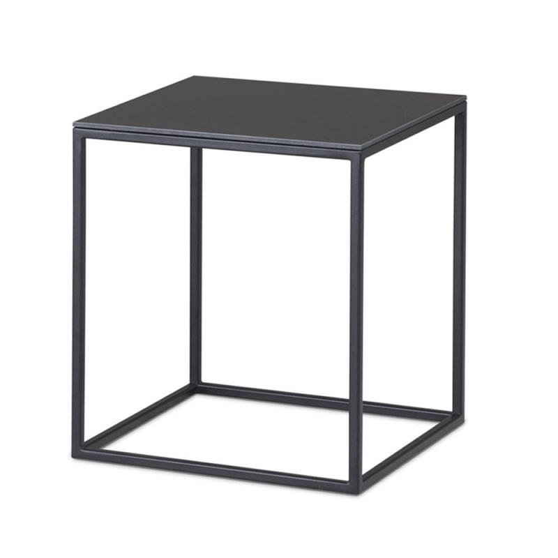 Frame Low Table, 40x55cm, Black